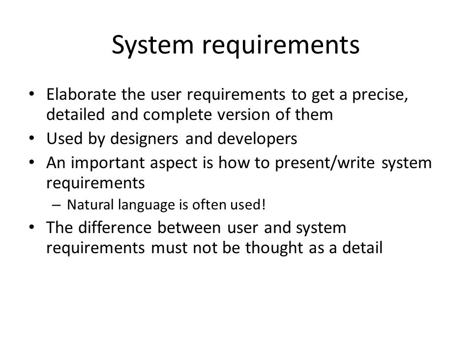 how to get software requirements right Agile requirements are a product owner's best friend product owners who don't use agile requirements get caught up with spec'ing out every detail to deliver the right software (then cross their fingers hoping they've spec'ed out the right things).