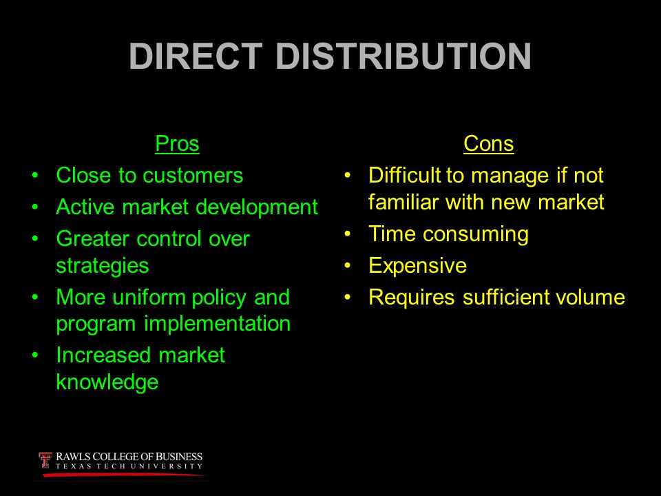 pros and cons of combined distribution centers 7-eleven combined distribution centre: plan of action from the data shown in the case, the high turnover rate greatly hinders the performance and operation of the cdc.