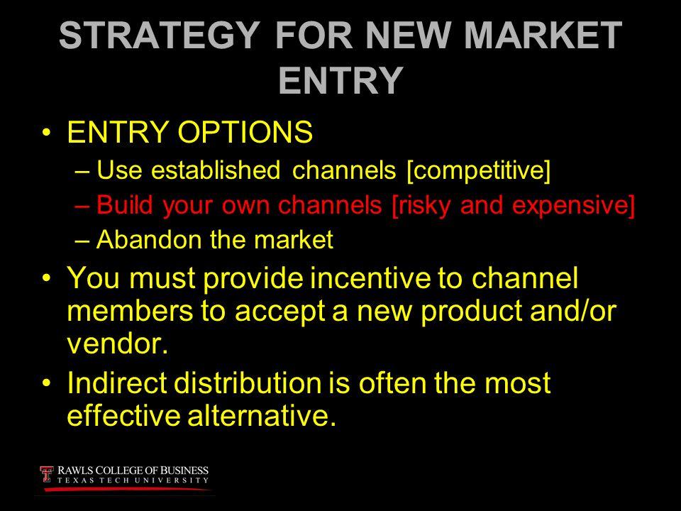 fitt international market entry strategies pdf