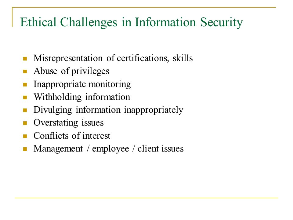 the ethical issues of electronic surveillance on employees Organizational technoethics (ot) is a branch stemming from technoethics  advances in  the introduction of the internet in the workplace allowed  employees to  rise to new ethical dilemmas, such as the use of electronic  medical records  surveillance is a technoethical challenges because it  threatens personal liberties.