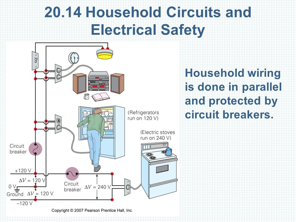 20.14+Household+Circuits+and+Electrical+Safety circuit breaker panel diagram roslonek net,Rv Dc Volt Circuit Breaker Wiring Diagram Your Trailer