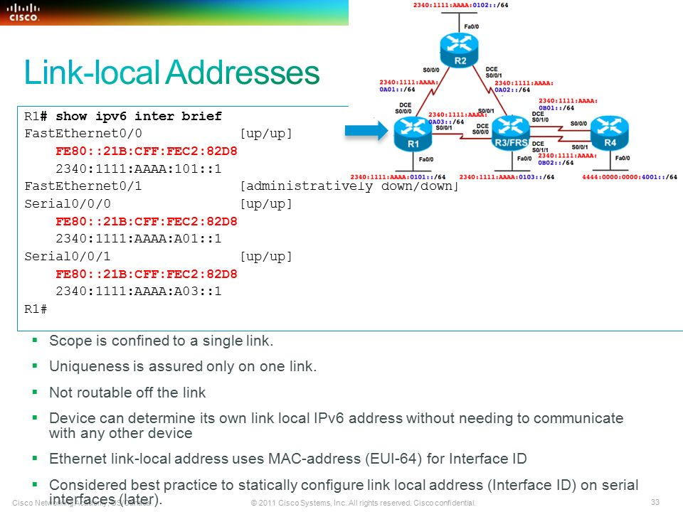 how to go to a ipv6 address
