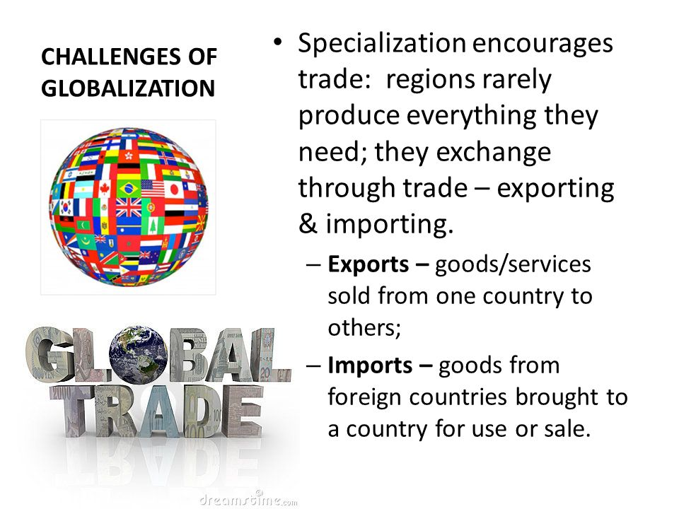 the challenges of globalization 2 The book challenges to globalization: analyzing the economics, edited by  robert e  1 assessing globalization's critics: talkers are no good doers 2.