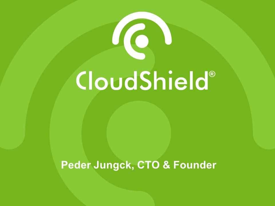 Peder Jungck, CTO & Founder