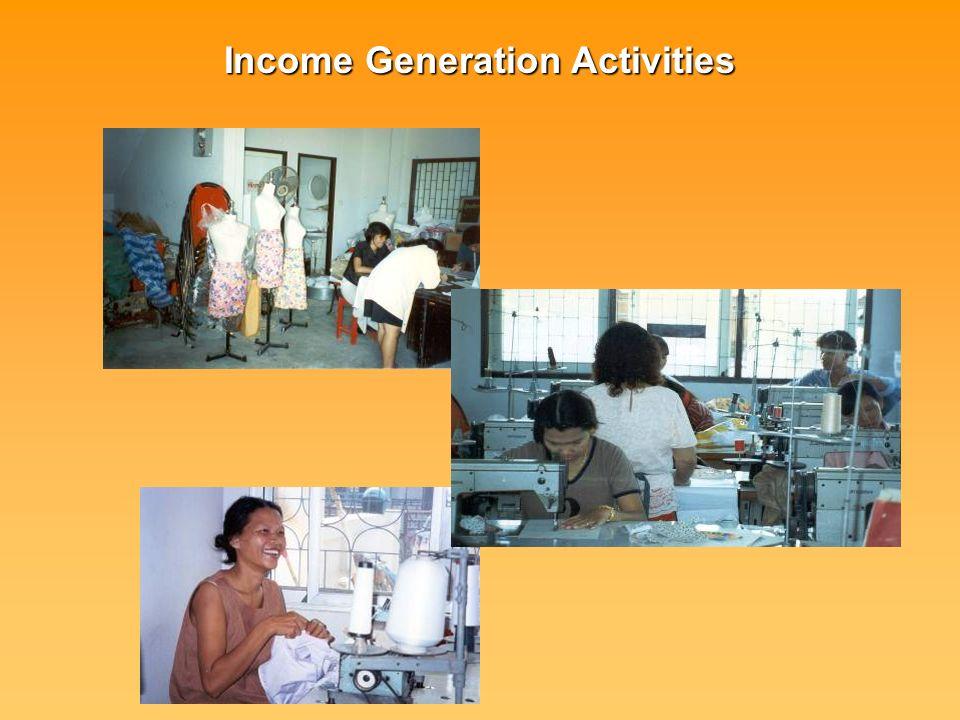 Income Generation Activities