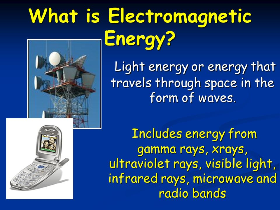 Energy and Its Forms Describe the relationship between work and ...
