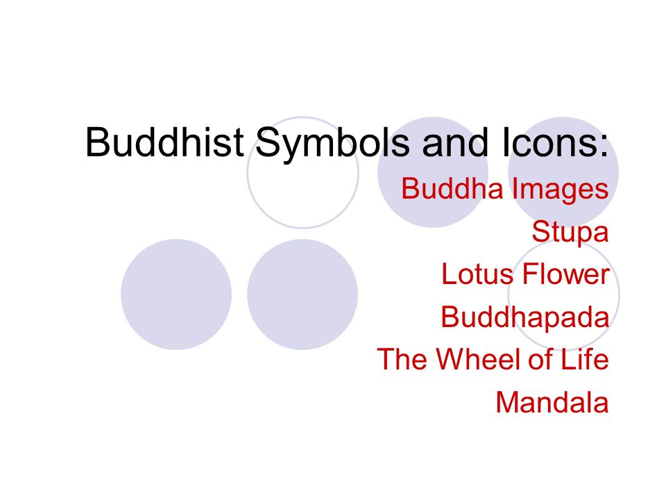 Buddhist symbols and icons ppt video online download buddhist symbols and icons mightylinksfo