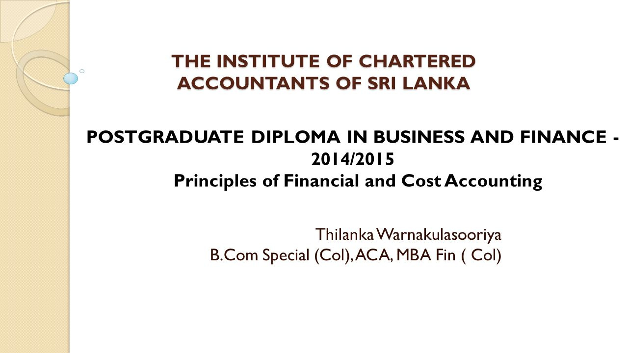 financial management the chartered institute of The chartered institute of management accountants (cima) is a uk based professional body offering training and qualification in management accountancy and related subjects it is focused on accountants working in industry, and provides ongoing support and training for members.