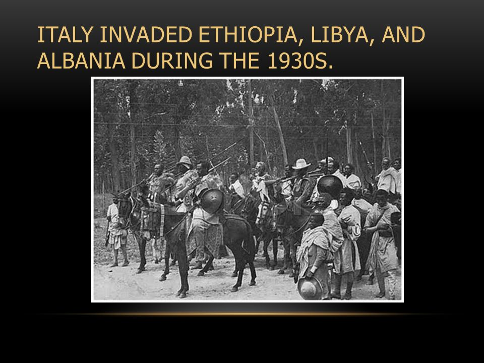 italian aggression in abyssinia Definitions of abyssinia crisis,  emperor haile selassie of ethiopia protested italian aggression at walwal  the italian invasion of abyssinia 1935-1936.
