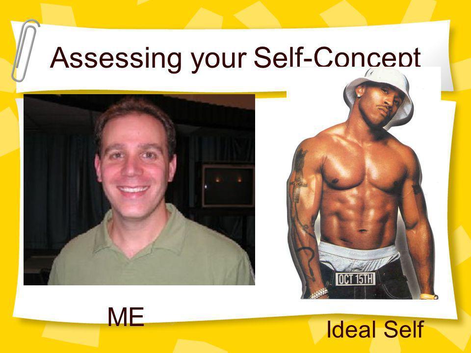 Assessing your Self-Concept