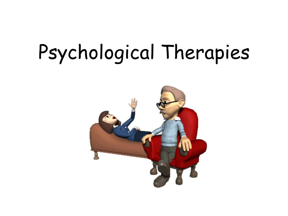 different therapies in psychology What are the different types of counselling there are several types of counselling that follow similar lines to the various different types of therapies, therapist and client usually.