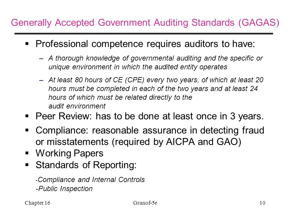generally accepted auditing standards paper This paper aims to analyze the historical background, objectives research papers generally accepted auditing standards paper and scope of examination of auditing and audit planning and supervision.