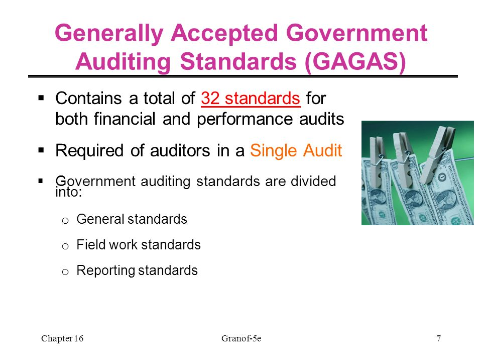 generally accepted auditing standards Generally accepted auditing standards by maxirin in types  presentations.