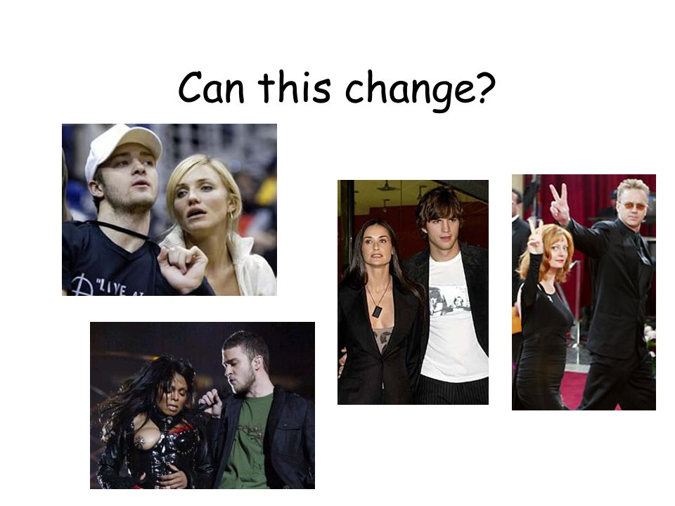 Can this change