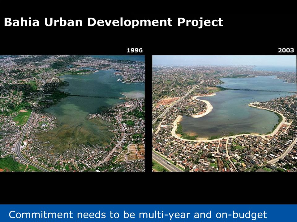 Bahia Urban Development Project