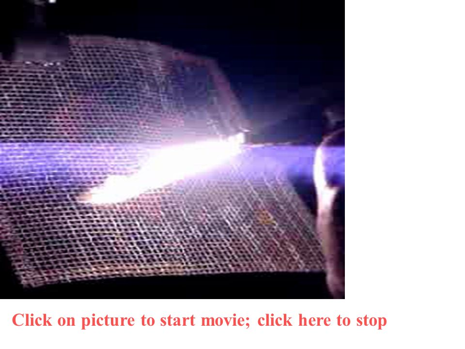 Click on picture to start movie; click here to stop