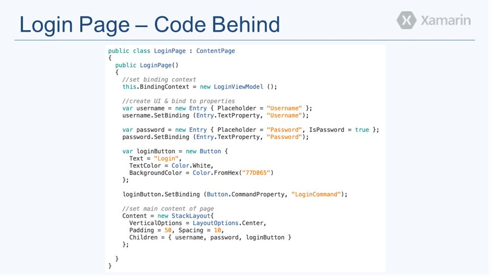 Developing Native Ios Android And Windows Apps In C
