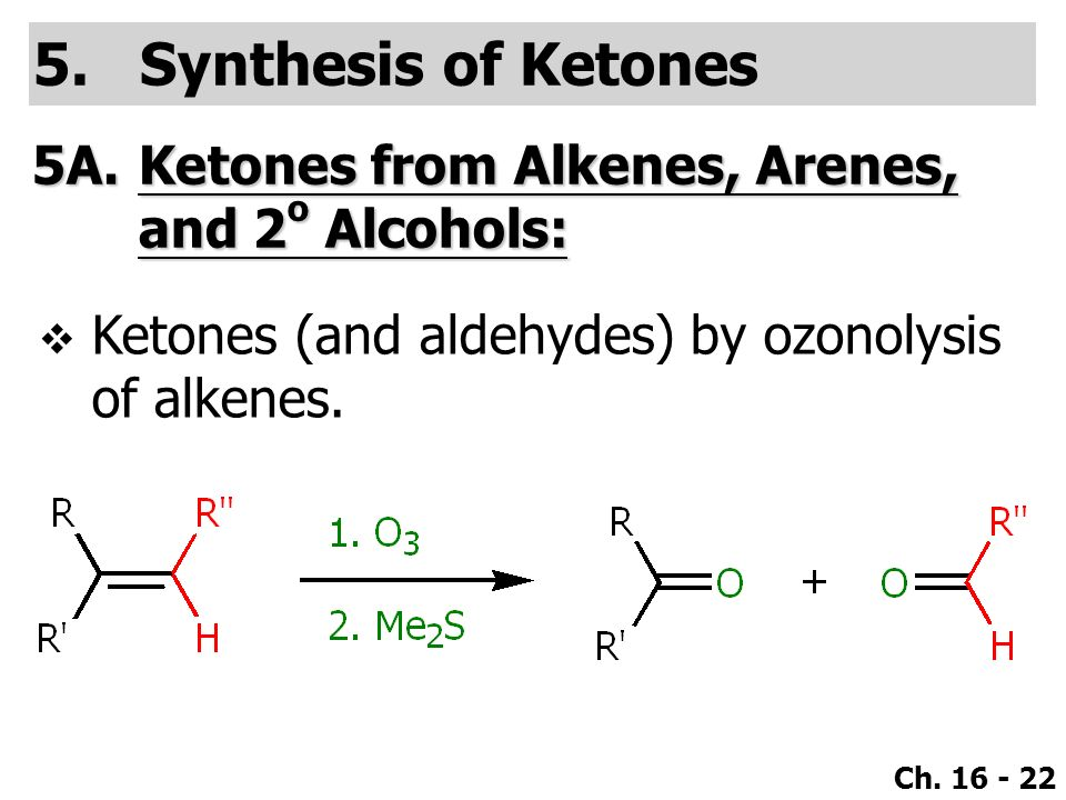 analysis of ketones aldehydes and alcohols Efficient copper-bisisoquinoline-based catalysts for selective aerobic oxidation of alcohols to aldehydes and ketones  2 analysis and testing center,.