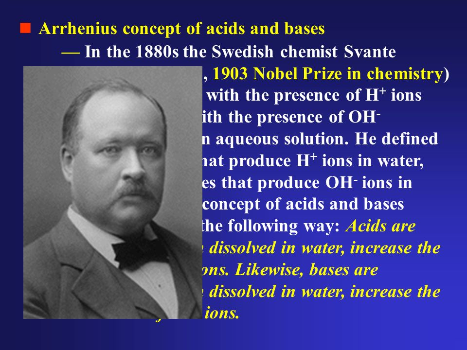 an analysis of acid based reaction proposed by bronsted and lowry Bronsted-lowry acid-base reactions have two conjugate acid-base pairs that consist of the bronsted-lowry acid/conjugate base and the bronsted-lowry base/conjugate acid to unlock this lesson you .