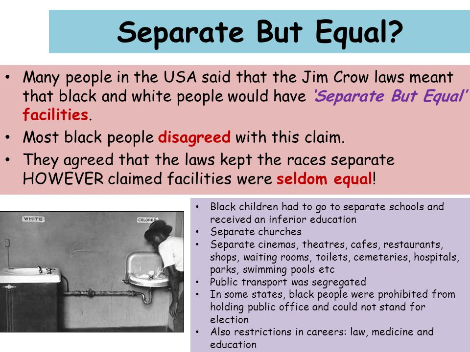 separate but equal essay Social media pros and cons essay letter university of iowa creative writing mfa.