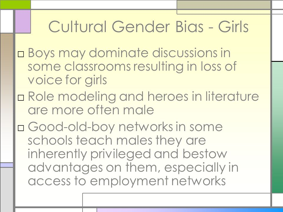 """gender bias in literature The following timeline traces selected gender bias discussions in australia  """"if  you doubted there was gender bias in literature, this study proves you wrong."""