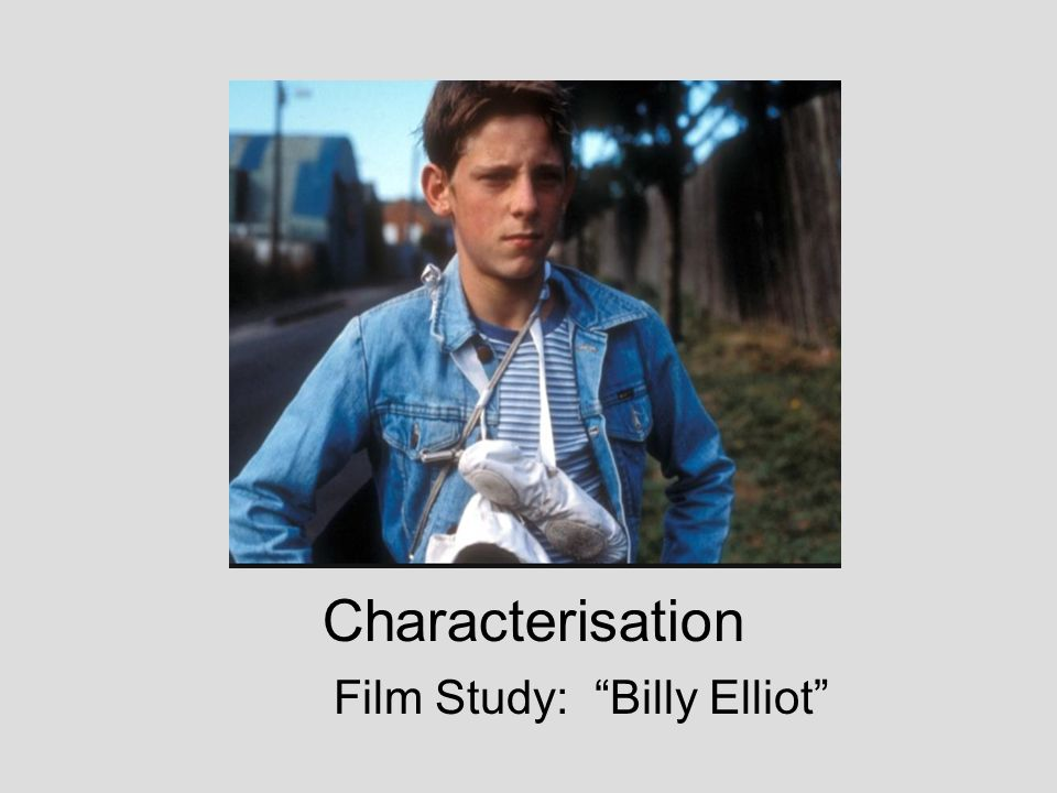 analysis of billy elliot and the decisions he has to make So it's all credit to director daldry that he has created the first genuinely  exhilarating brit flick of the  the key to billy elliot's success is its deceptive  simplicity in telling this story of a boy who wants to  to create a triumph-over- adversity tale of a different kind  legal info | privacy policy | your ad choices |  subscribe | api.