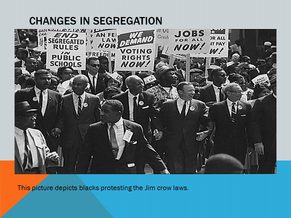 jim crow laws photo essay ppt 5 changes in segregation