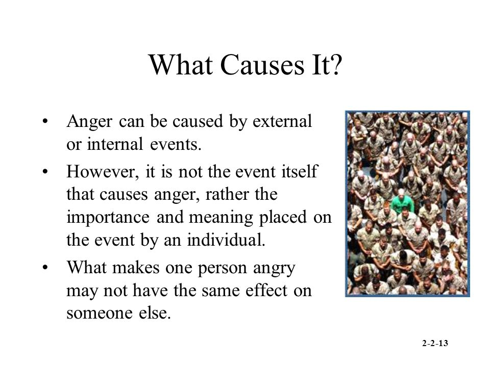 causes of anger Aggression and anger in those with alzheimer's and other dementias can be difficult for caregivers learn causes of aggressive and angry behavior and how to respond.