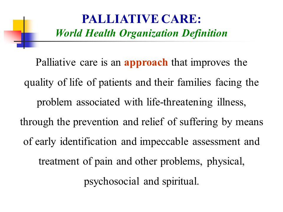World Health Organization Definition