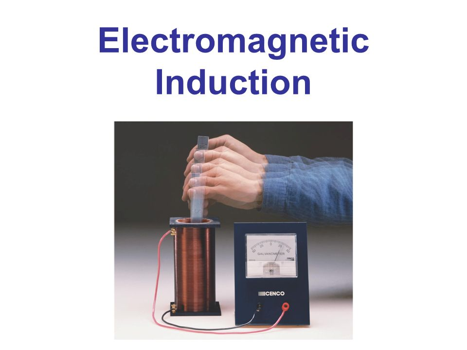 understanding the phenomenon of electromagnetic induction This study examined engineering and physical science students' understanding of the electromagnetic induction (emi) phenomena it is assumed that significant knowledge of the emi theory is a basic prerequisite when students have to think about electromagnetic phenomena to analyse students .