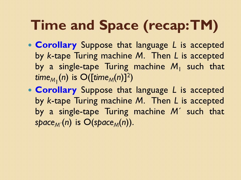 polynomial-time church-turing thesis Machines), and sometimes called the church-turing thesis • there are   polynomial time on all sequential models of computation (whether they be  variations.
