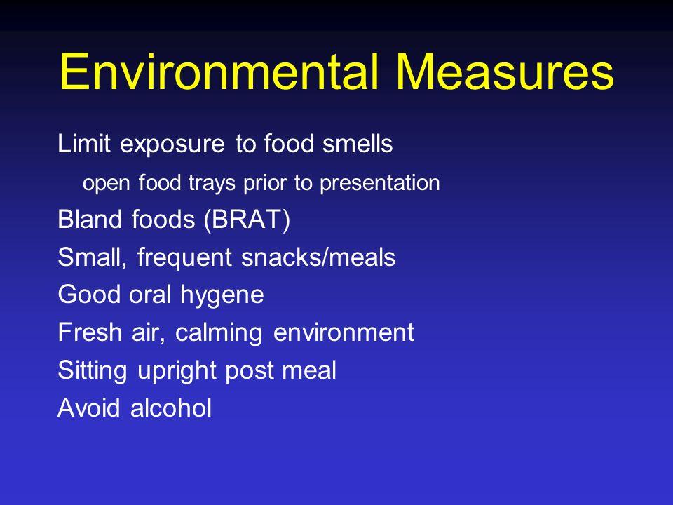 Environmental Measures