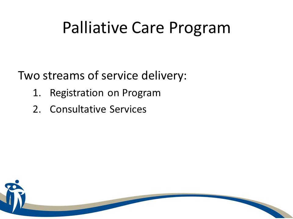 Palliative Care Program