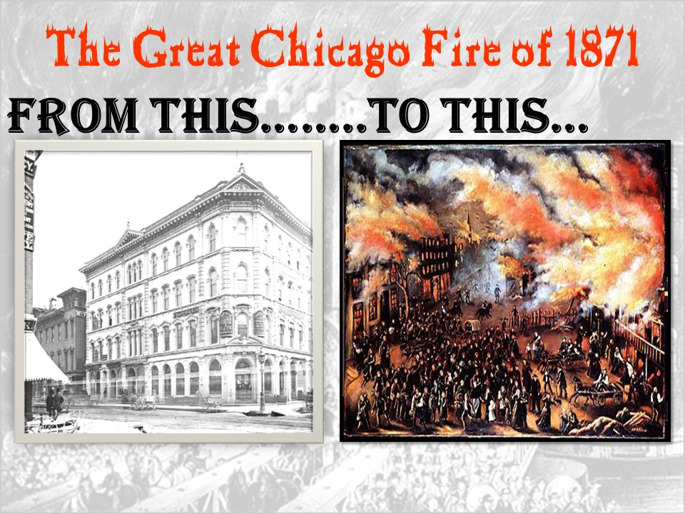 Image result for chicago great fire