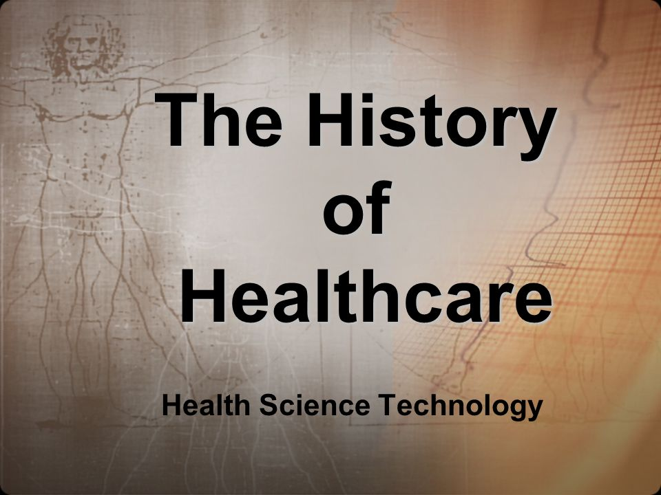 history of health care Chapter 1 history and trends of healthcare worksheet answer key world history middle ages test answers a system where the subfederal (states) hold a majority of the power in a loose alignment is called.