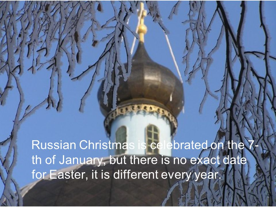 Russian Traditions. - ppt video online download