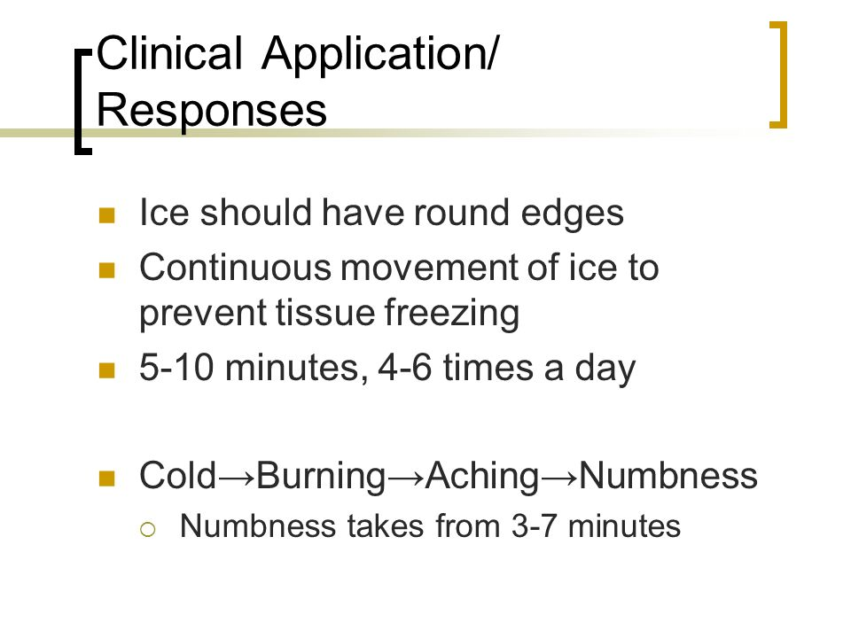 Clinical Application/ Responses