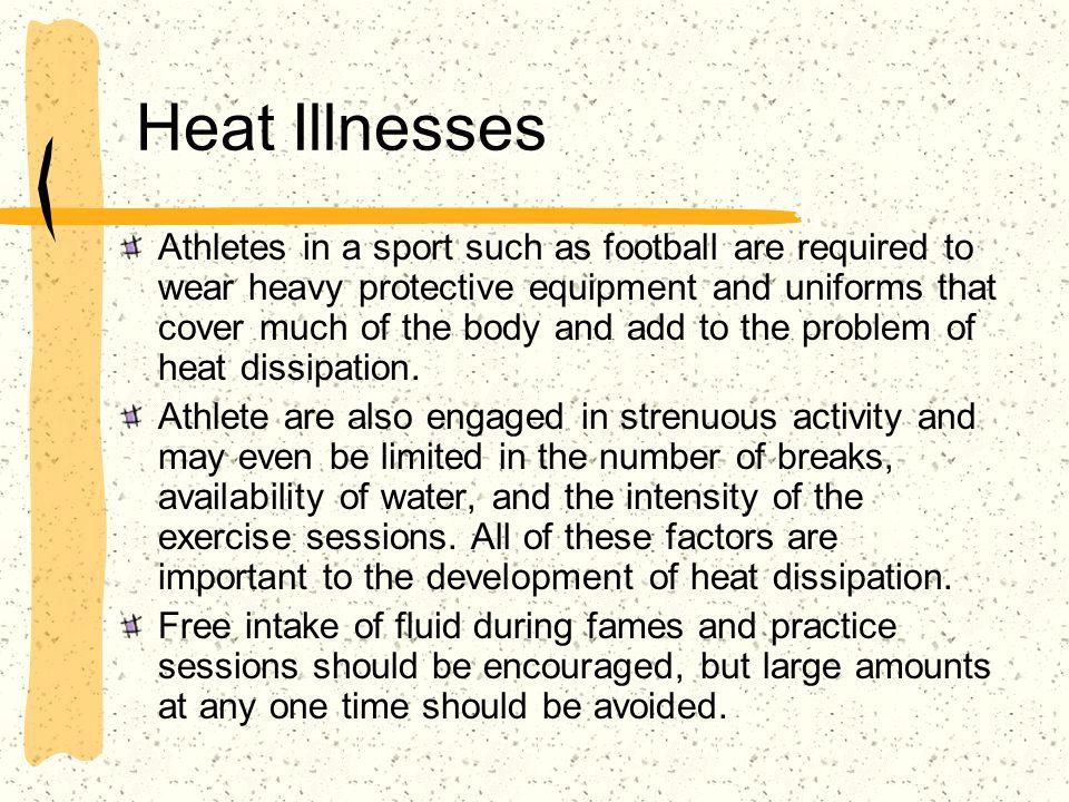 Heat Illnesses