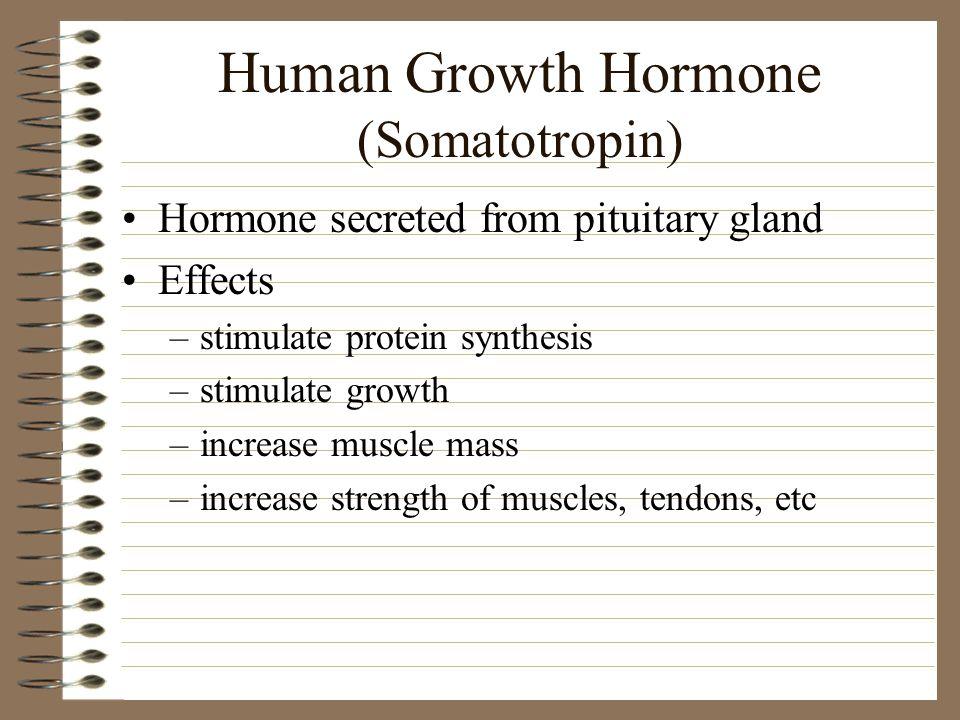 Human Growth Hormone (Somatotropin)
