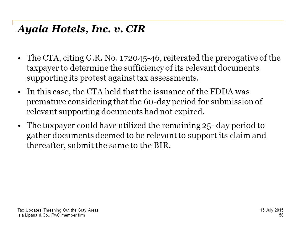 cir v ayala securities 1st circuit ayala v holder (1st circuit, june 27, 2012) thompson, selya, lynch summary: petitioner ayala appealed the bia's denial of review of a final removal order.