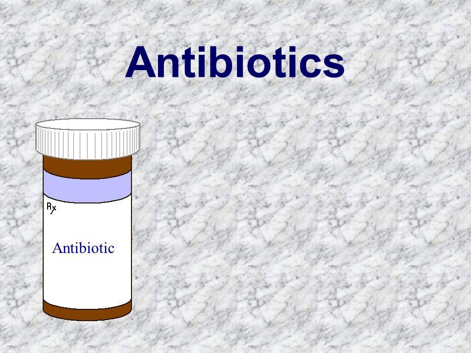 Antibiotics Antibiotic