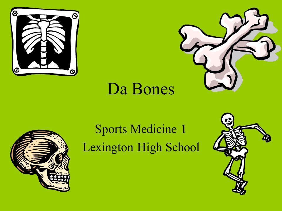 Sports Medicine 1 Lexington High School