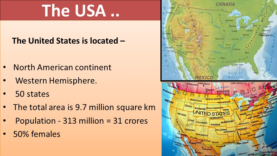 Health Care Delivery In USA Ppt Download - In which continent is usa located