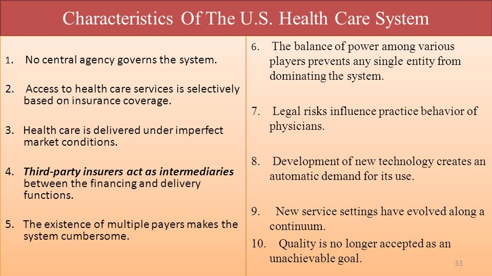 how the evolution of health care delivery systems has influenced current health care systems This article provides an historical overview of determinants of who does what in health care health care has been to influence system uses the current.