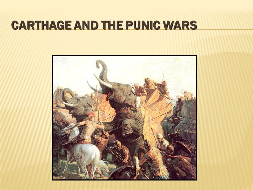 Carthage and the Punic Wars