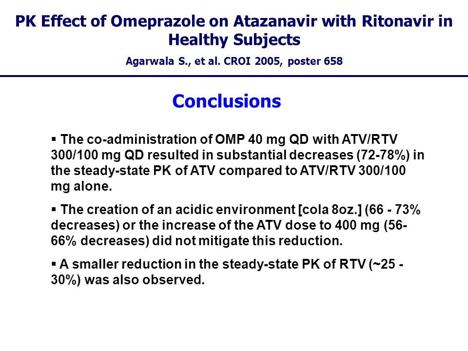 Agarwala S., et al. CROI 2005, poster 658