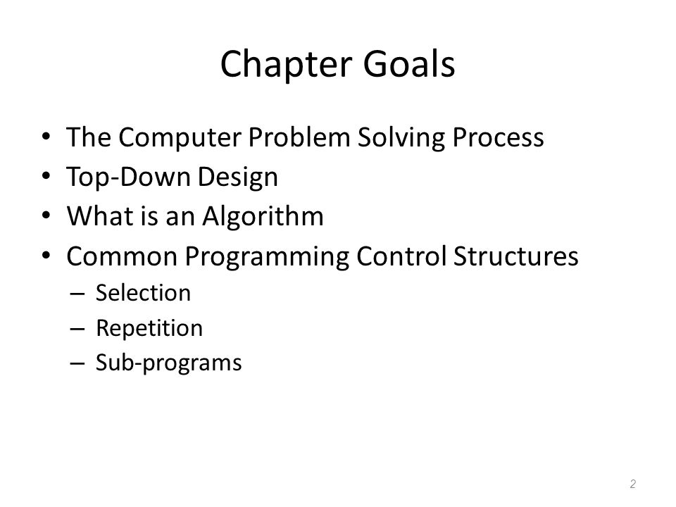 computer operations solving problem algorithm Algorithms are the sets of  intro to algorithms: crash course computer  since the development of math itself algorithms have been needed to .