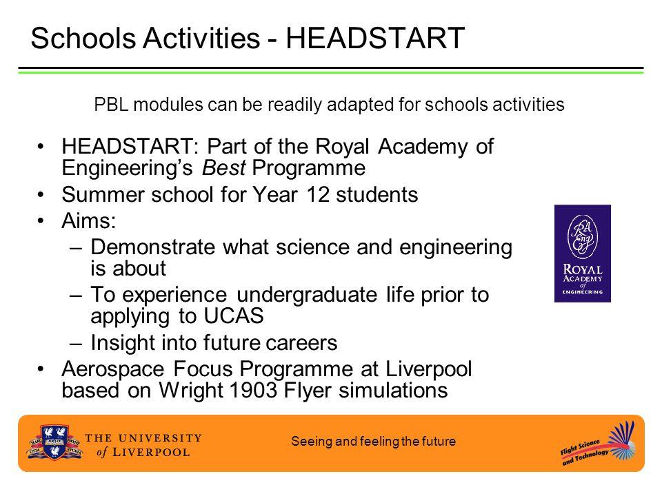Schools Activities - HEADSTART