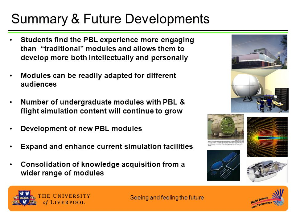 Summary & Future Developments