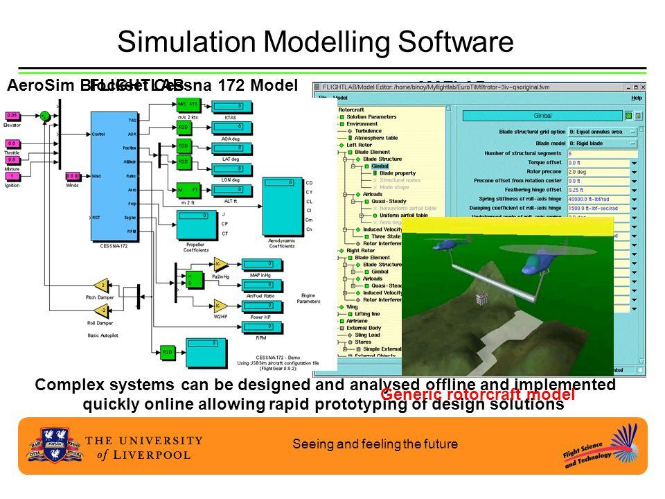 Simulation Modelling Software